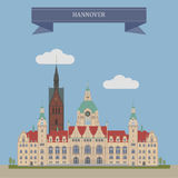 Hannover, Germany Stock Images