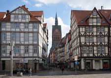 Hannover Germany Royalty Free Stock Photography
