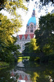Hannover, Germany Royalty Free Stock Photography