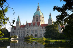 Hannover, Germany Royalty Free Stock Image