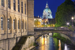 Hannover. Royalty Free Stock Photography