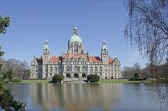 Hannover Royalty Free Stock Images