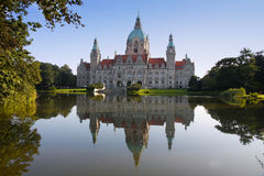Hannover Tyskland Royaltyfri Fotografi