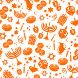 Hannukah pattern stock photography