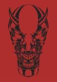 Hannya Devil Royalty Free Stock Image