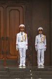 HANOI - Guard of honor Royalty Free Stock Photos