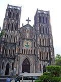Hanoi-Kathedrale Lizenzfreie Stockbilder