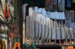 Hanoi marknad Arkivfoto