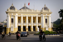 Hanoi Opera House, Vietnam Royalty Free Stock Photo