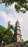 Hanoi tower in Vietnam Stock Photography