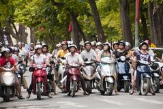 Hanoi, Vietnam stock photo
