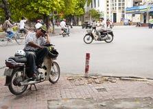 Hanoi, Vietnam stock images