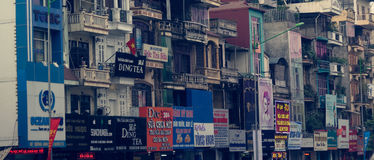 Hanoi Vietnam stock afbeeldingen