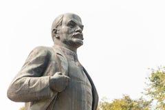 Hanoi, Vietnam - 20 gennaio 2015: Statua di Lenin a Hanoi, Vietnam Fotografia Stock Libera da Diritti