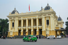 Hanoi, Vietnam - October 25,2015 : Royalty Free Stock Photography