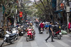 Hanoi, Vietnam Royalty Free Stock Photo