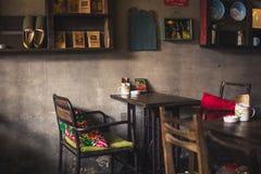 Hanoi, Vietname - 14 de novembro de 2016: detalhes do interior dentro Imagem de Stock