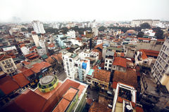 Hanoi view Stock Photo