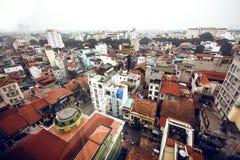 Hanoi view Stock Photo