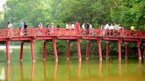 Hanoi Wietnam zbiory wideo