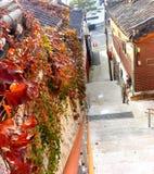Hanok-Dorf Stockfoto