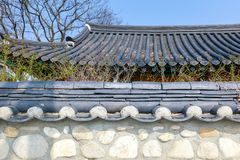 Hanok in South Korea