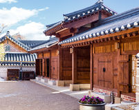 Hanok Village Stock Photography
