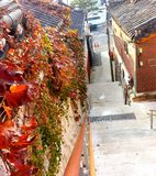 Hanok village Stock Photo