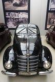 Hanomag 1,3 Liter. BERLIN, GERMANY - MAY 17, 2014: The compact car Hanomag 1,3 Liter (1940). 27th Oldtimer Day Berlin - Brandenburg Stock Images