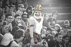 Hanoman Balinese Traditional Dance Stock Photography