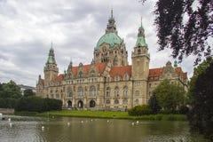 Hanover, Duitsland Stock Afbeelding