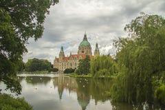 Hanover, Duitsland Royalty-vrije Stock Afbeeldingen