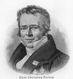 Hans-Christ-Oerstedt Stockfoto