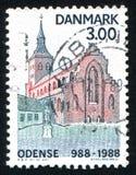 Hans Christen Andersen imagem de stock