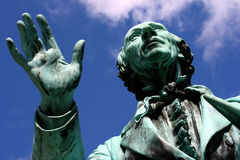 Hans Christian Andersen Lizenzfreies Stockfoto