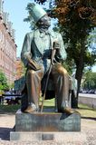 Hans Christian Andersen Fotos de Stock