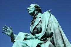 Hans Christian Andersen Stockfotos