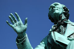 Hans Christian Andersen Lizenzfreies Stockbild