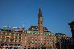 Hans Christian Andersen Fairy-Tale House imagens de stock royalty free
