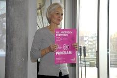 Hans Christian Andersen Festivals 2015 Immagini Stock Libere da Diritti