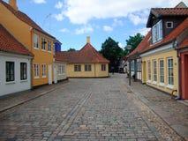 Hans Christian Andersen Museum Arkivfoto