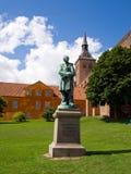 Hans Christian Andersen Odense Dänemark Stockfotografie