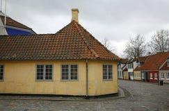 Hans Christian Andersen�s House Stock Photos