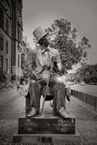 Hans Christian Andersen sculpture Stock Photography