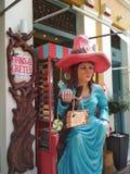 Hans & Gretel κατάστημα στοκ εικόνες