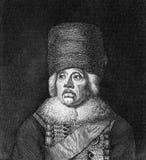 Hans Joachim von Zieten Stock Photo