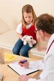 hans små patient pediatriska kirurgi Arkivfoton