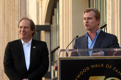 Hans Zimmer,Christopher Nolan Royalty Free Stock Photography