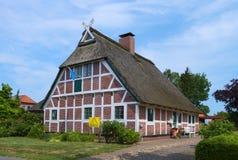 Hansa architecture Stock Photo