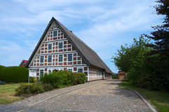 Hansa architecture Royalty Free Stock Photo